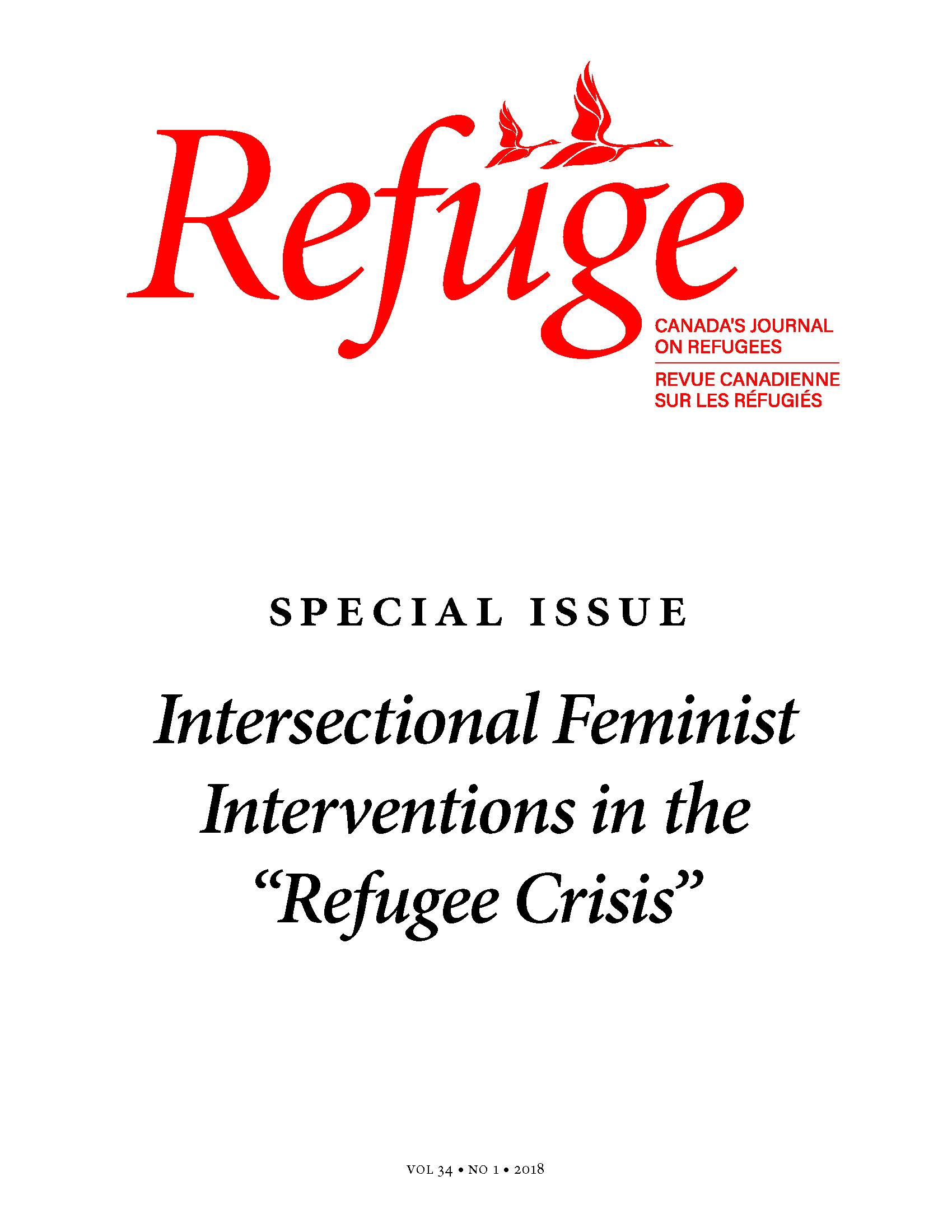 cover Refuge 34.1 2018