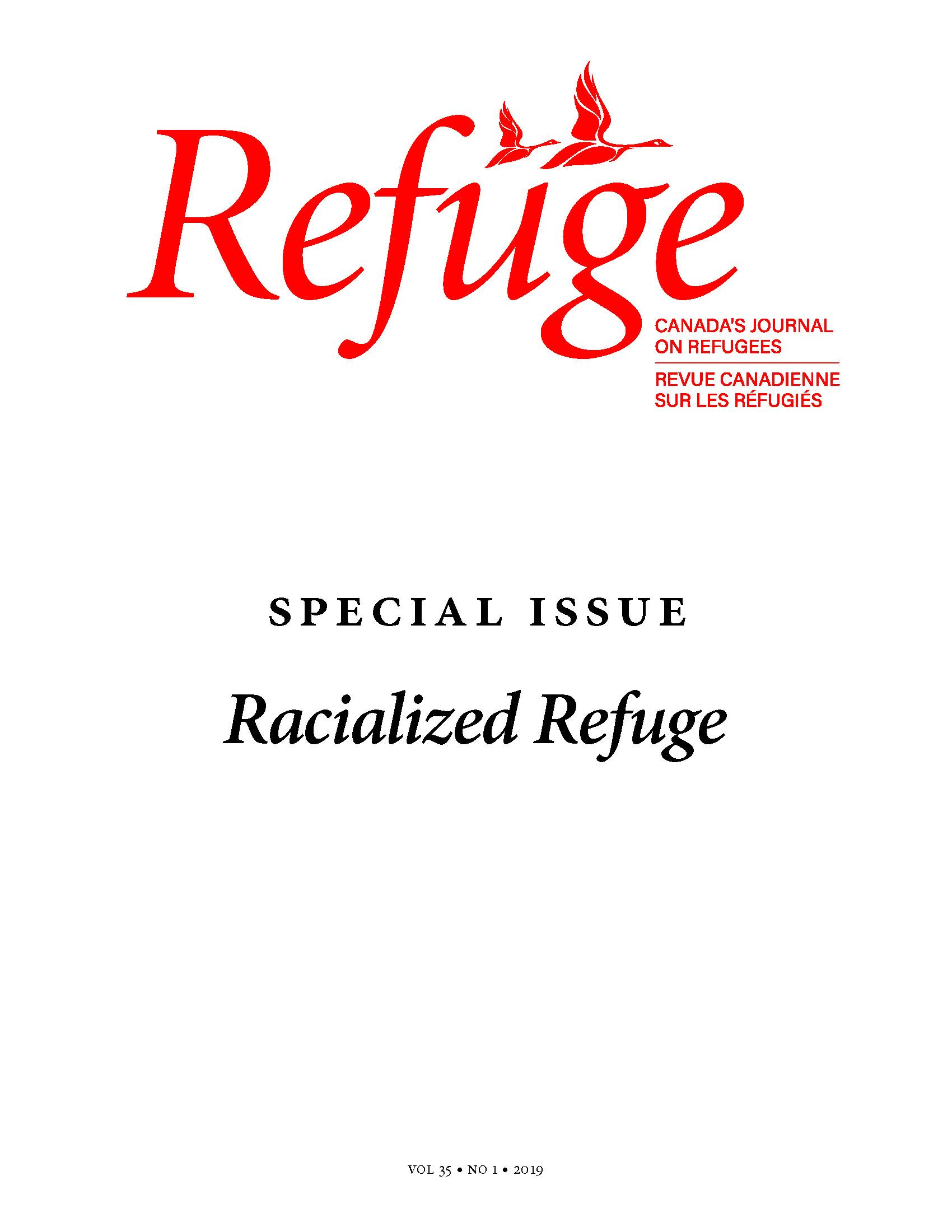 cover Refuge 35.1 2019