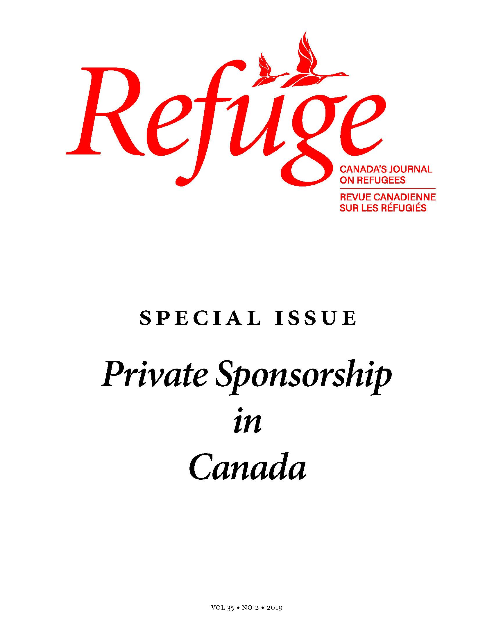 cover Refuge 35.2 2019